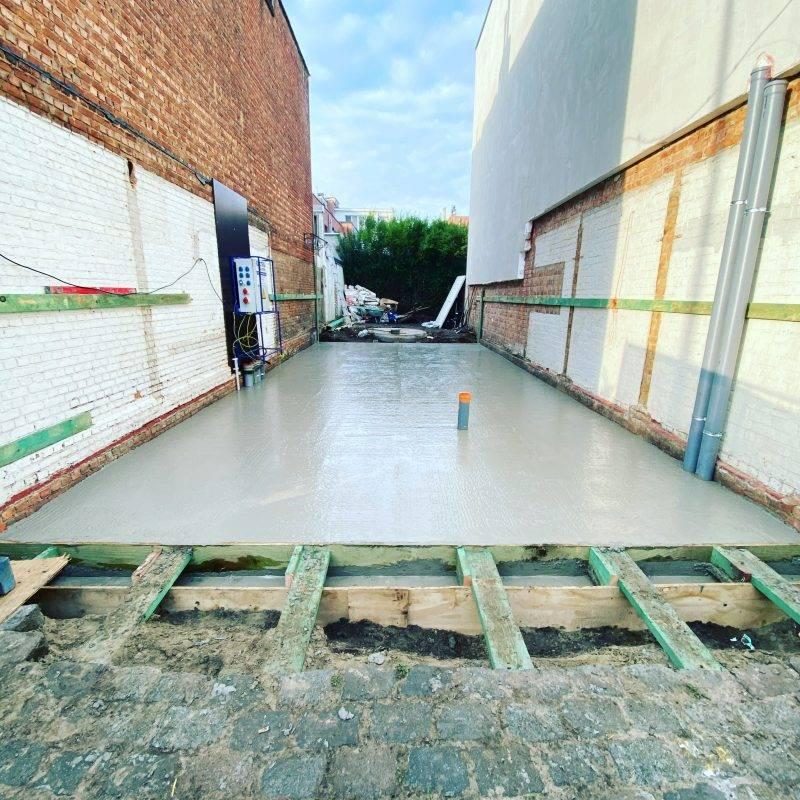 Nieuwbouw Antwerpen/Deurne